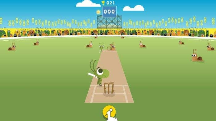 game google doodle populer