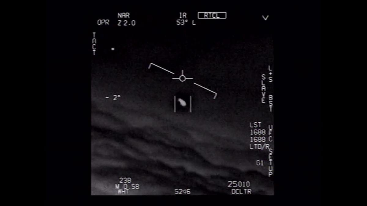 3 Video UFO Dirilis Secara Resmi Oleh Pentagon