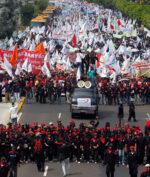 May Day di Tengah Pandemi, Begini Cara Buruh Unjuk Rasa