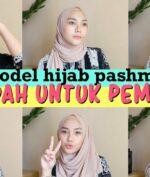 Tutorial Hijab untuk Ramadhan dan Lebaranmu!