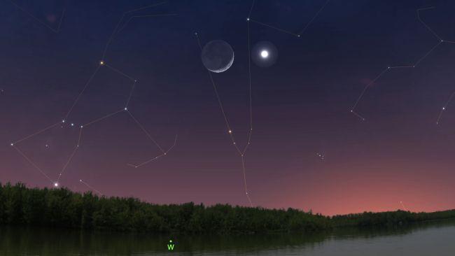 Hari ini, Venus Bisa Dilihat dari Bumi!