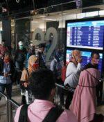 Bandara Soekarno-Hatta Dibanjiri 'Lautan Manusia'! Katanya Sih 'Penumpang Dengan Pengecualian'