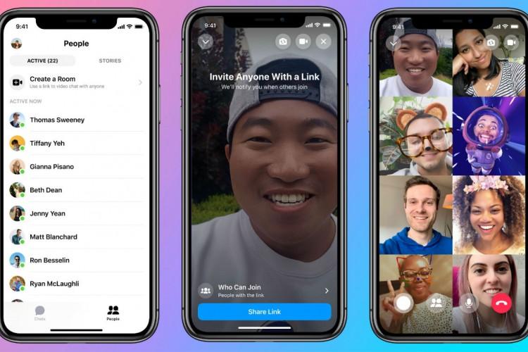 Saingi Zoom, WhatsApp Kini Bisa Video Call Hingga 50 Orang