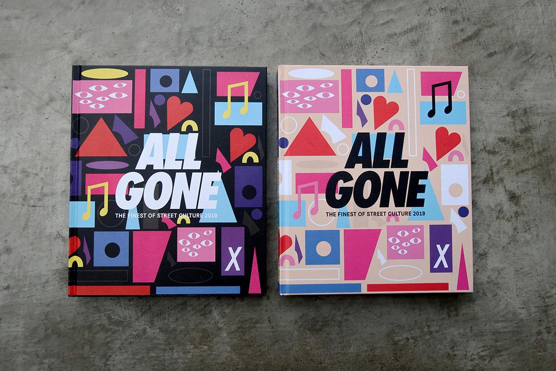 ALL GONE Buku Rekomendasi #AGLXYReads Untuk Temani Lo #DIRUMAHAJA
