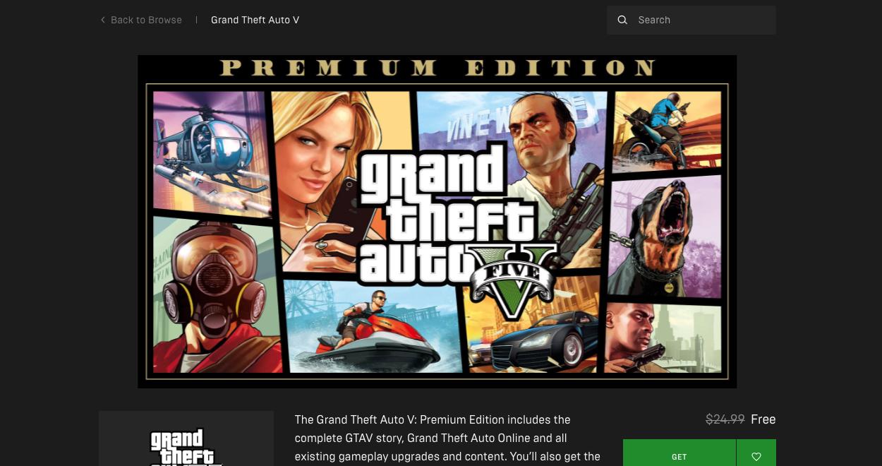 GTA V Dibagikan Gratis, Website Ini Diserbu Para Gamers!