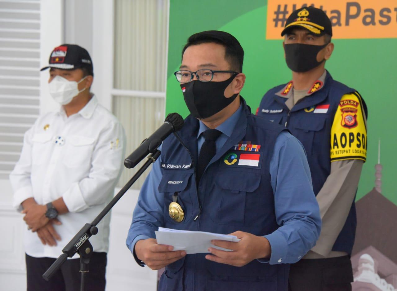 PSBB Jawa Barat Resmi Diperpanjang, Bagaimana Dengan Jakarta dan 'BODEBEK'?