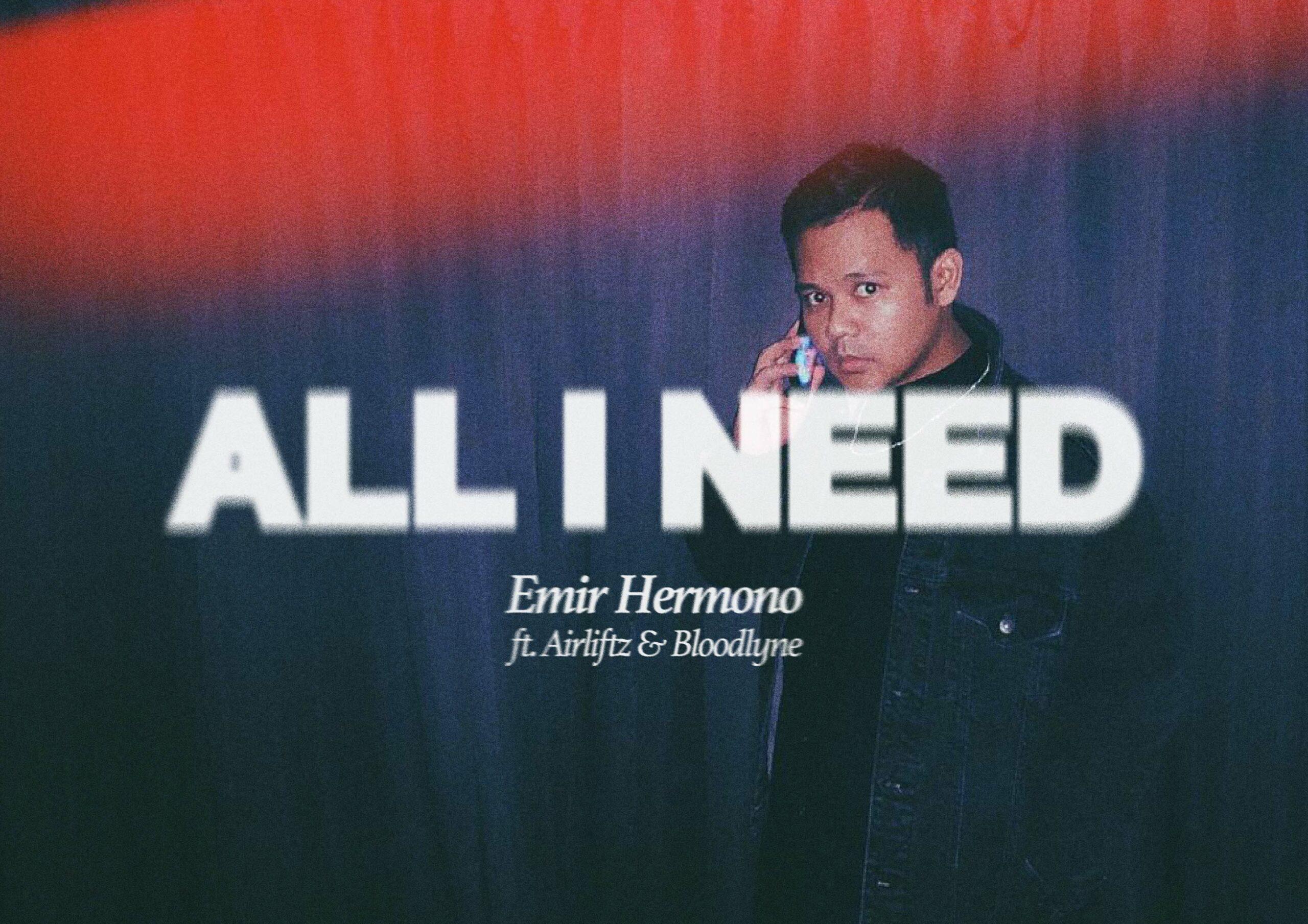 Emir Hermono Rilis Single Pertama di Tahun 2020