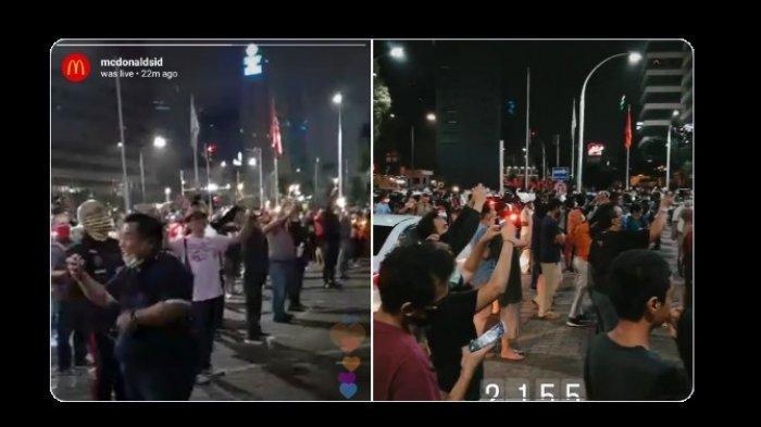 McDonald's Sarinah Berpisah dengan Warga Jakarta, Kenapa Bisa Timbulkan Kerumunan di Tengah PSBB?