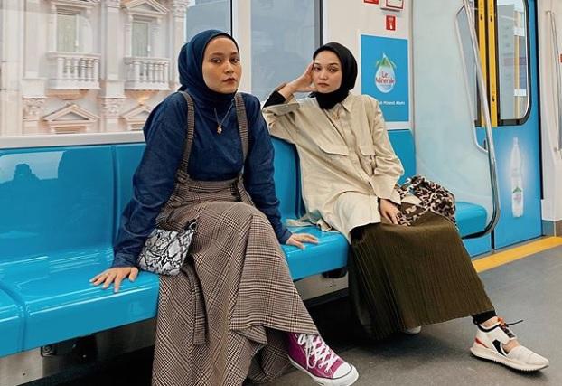 'Curi' Tampilan Lebaran Lo dari Para Hijabers Ini!