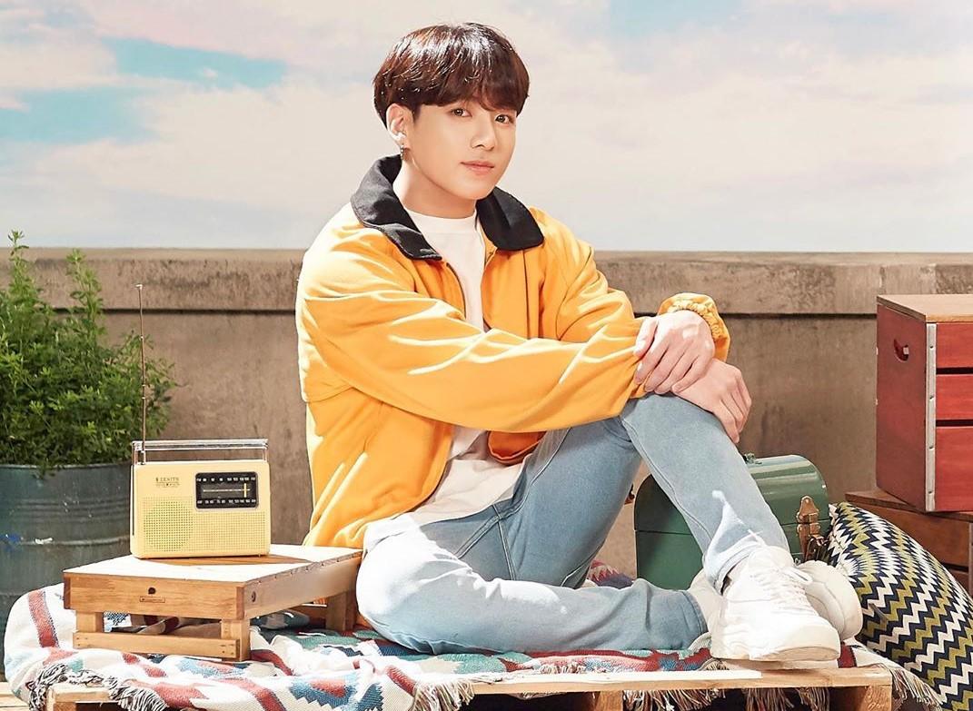 Jungkok BTS Pecahkan Rekor Dunia Lewat Tiktok