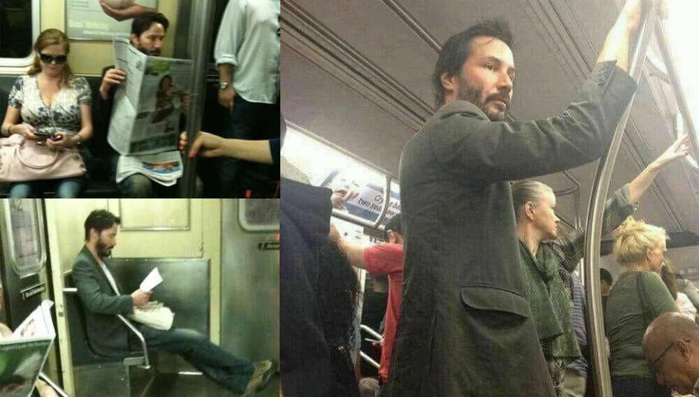 Kencan Sama Keanu Reeves, Siapa Mau?