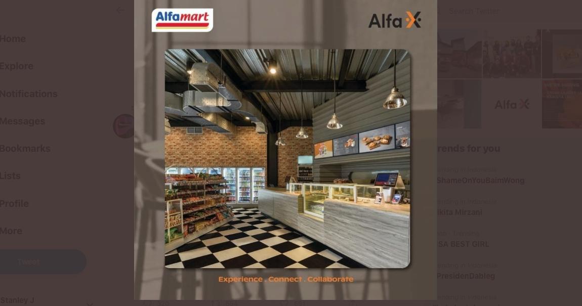 AlfaX, Konsep Terbaru dari Alfmart! Apa Bedanya Dengan Alfa 'Biasa'?