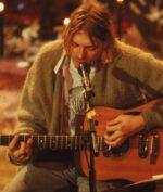 Kurt Cobain Pecahkan Rekor, Gitar 'Bekas'nya Terjual Dengan Angka Fantastis!