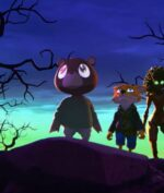 """Kanye West dan Kid Cudi Hadirkan Tayangan Animasi """"KIDS SEE GHOSTS"""""""