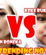 Kekeyi Terlibat Copyright, Lagu 'Kekek Bukan Boneka' Miliknya Hilang dari YouTube