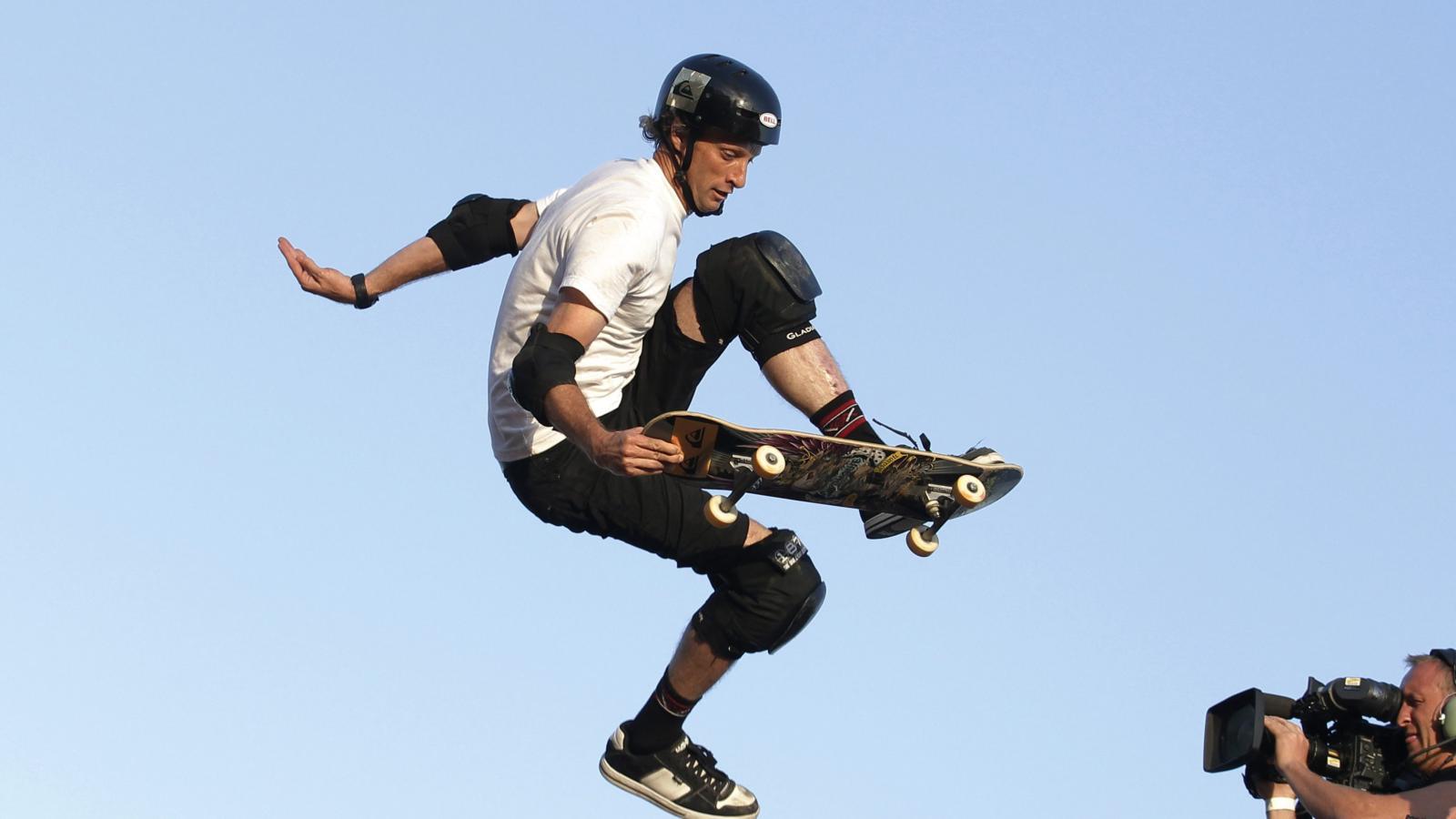 Tony Hawk Hadirkan Masterclass Untuk Lo yang Ingin Belajar Skateboard