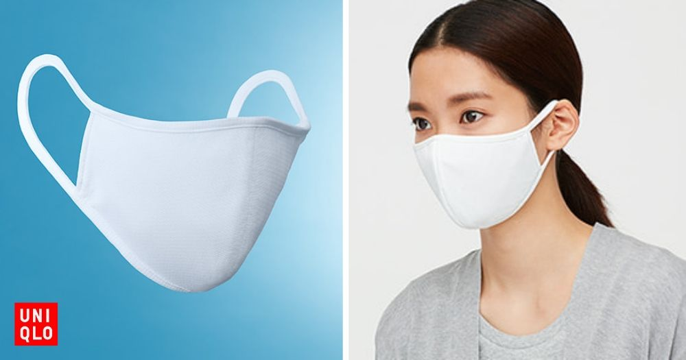 Masker UNIQLO Dijual Mulai 19 Juni! Apa Keunggulannya?!
