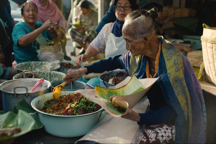 Mbah Lindu, Penjual Gudeg Legendaris Yogyakarta Meninggal Dunia, Begini Perjalanannya!