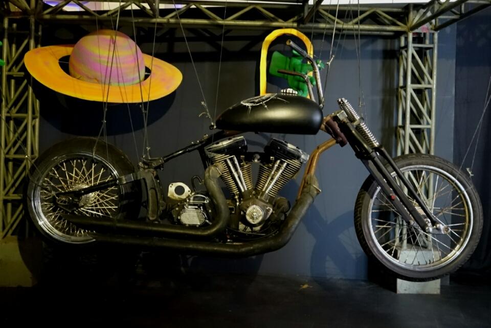 Fantasy World di IIMS Motobike Show Akan Unsung Konsep Baru!