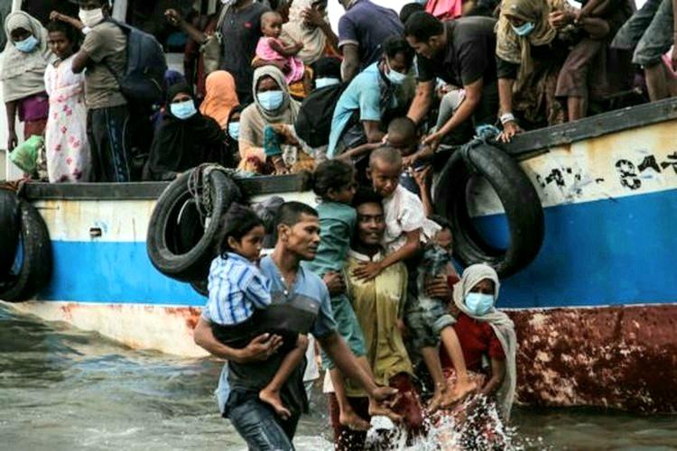 Tolong Pengungsi Rohingya, Aceh Jadi Sorotan Internasional