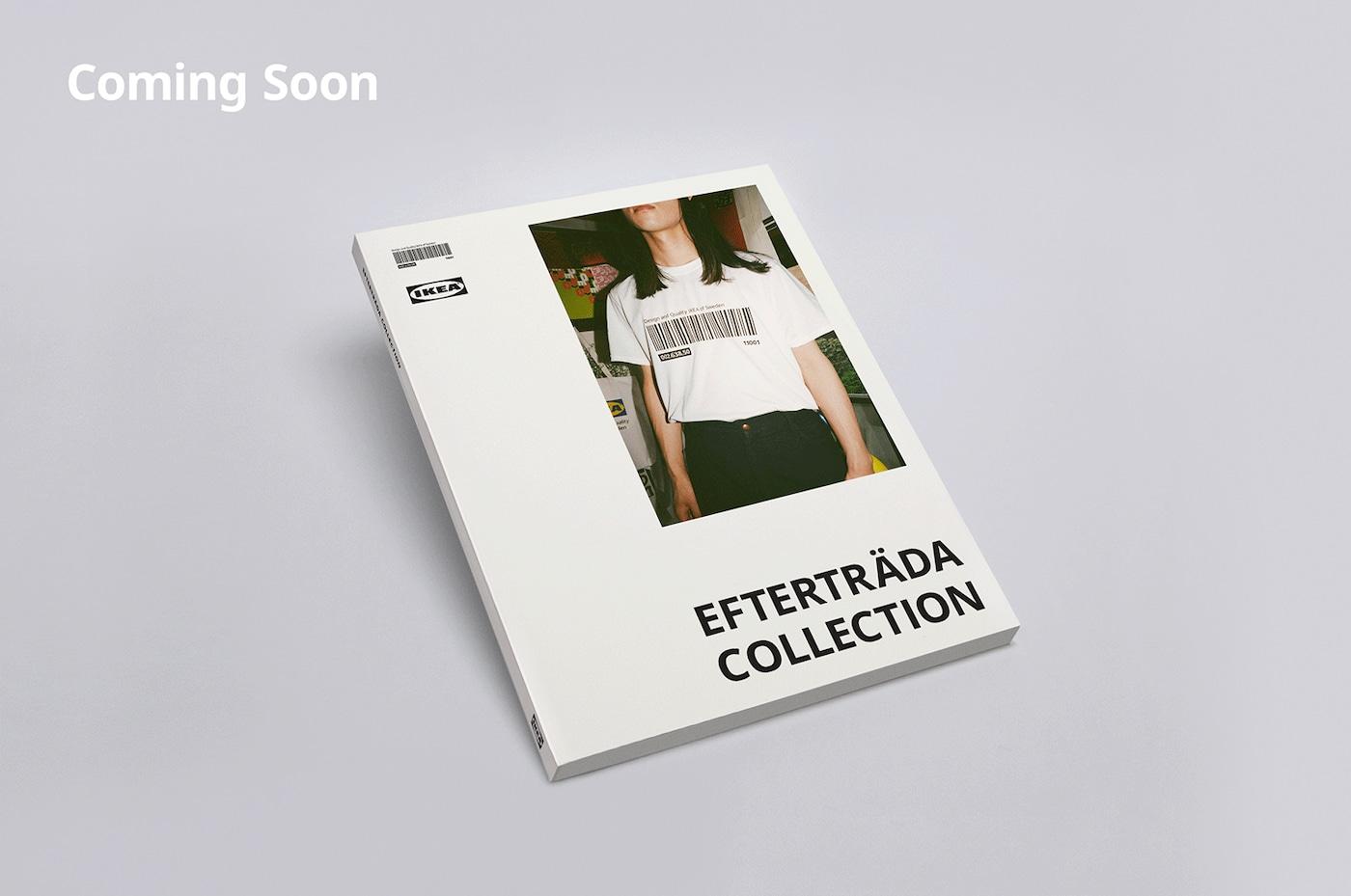 """IKEA Rilis """"EFTERTRADA"""" Sebagai Koleksi """"Fashion"""" Pertama Mereka, Yuk Intip!"""