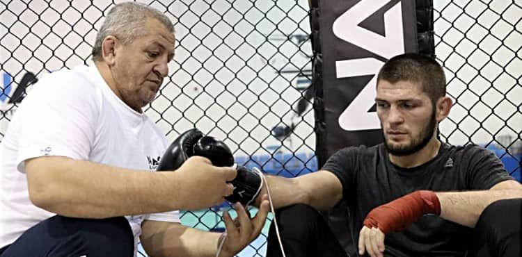 Ayah Khabib Nurmagomedov Meninggal Usai Sembuh dari Covid-19, Connor McGregor Ucapkan Belasungkawa