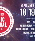 BTS dan Coldplay Bakal Tampil di iHeartRadio Music Festival 2020!