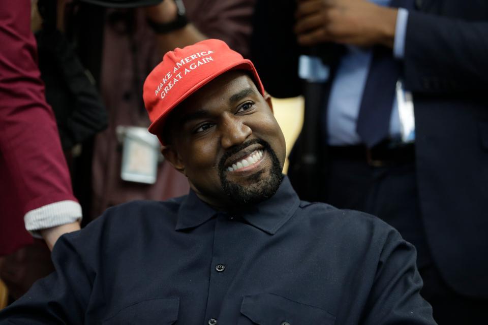 Kanye West Calonkan Diri Jadi Presiden Amerika Serikat!