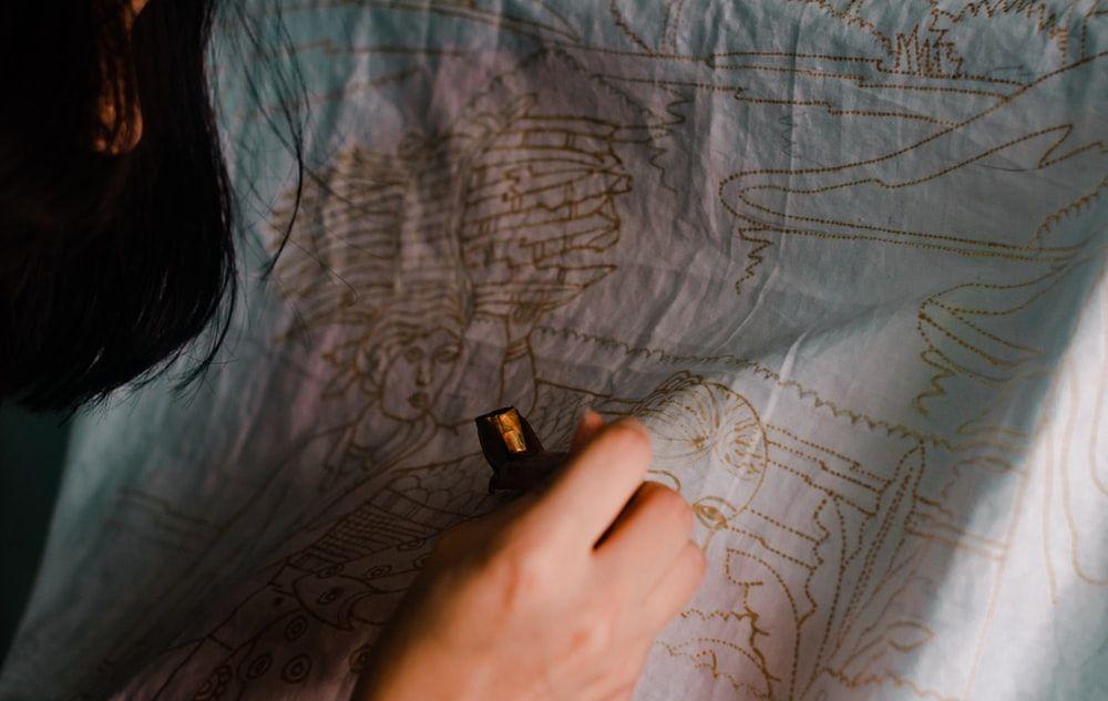 Batik Tulis Diklaim Sebagai Kerajinan Tradisional Cina