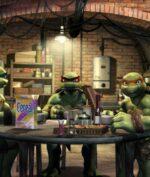 Nickelodeon Garap 'Teenage Muntant Ninja Turtles' Versi CG Untuk Layar Lebar!