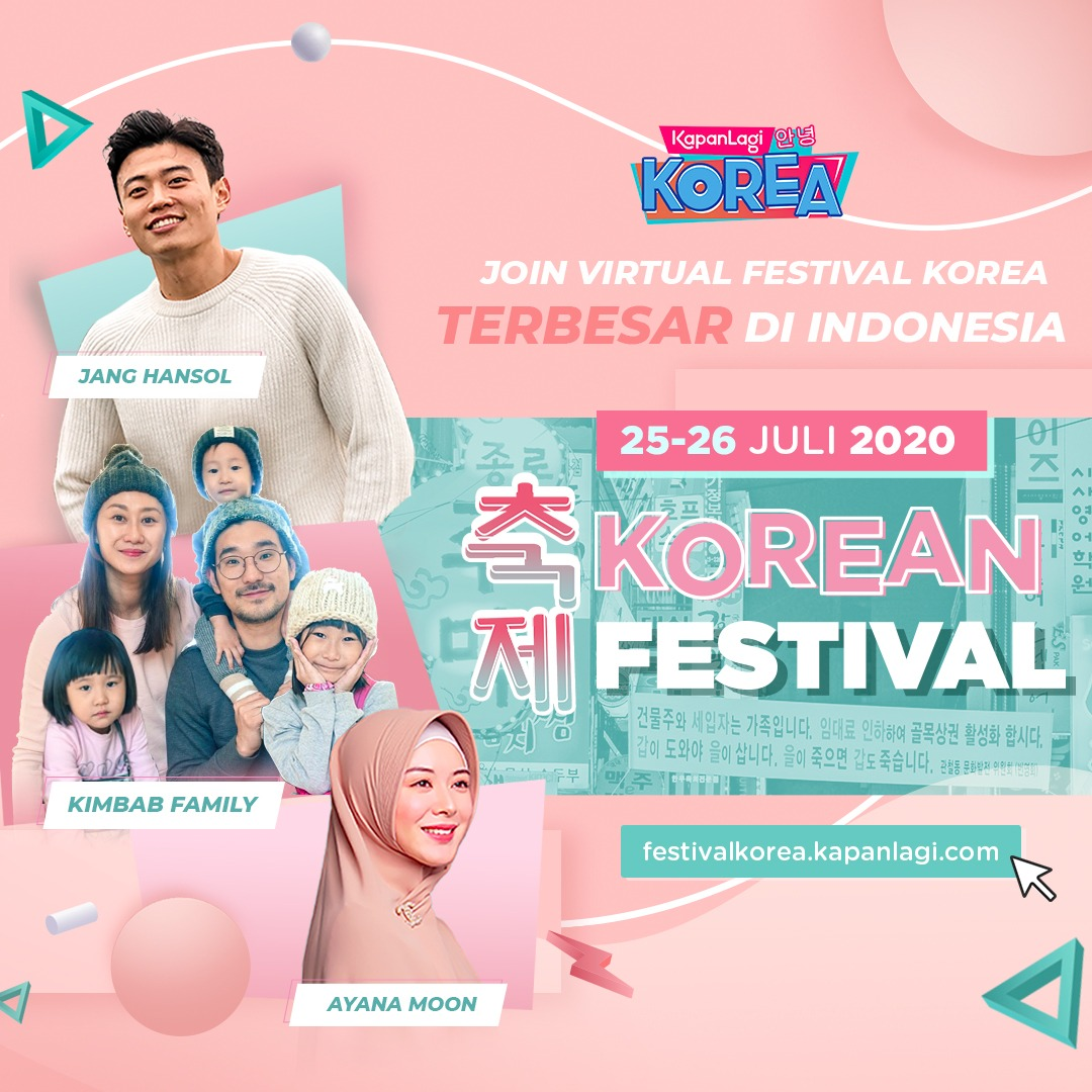 KapanLagi Korean Festival