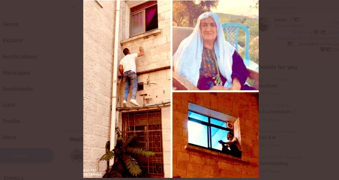 Panjat Tembok Rumah Sakit, Jadi Cara Pemuda Ini Temani Sang Ibu yang Dirawat Karena Corona!