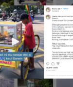 "Demi Beli Kuota Internet ""Belajar Online"", Bocah SD Ini Berjualan Cilok!"