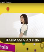 Rahmania Astrini Kolaborasi Bareng K-Pop Idol dan Musisi Internasional Lain, Seperti Apa Hasilnya! #MEMEWE