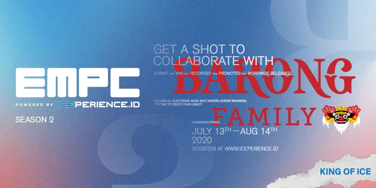 ICEPERIENCE.ID Siap Perkenalkan Talenta Musik Elektronik Indonesia ke Skala Global lewat EMPC 2020