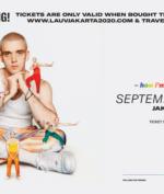Konser Lauv di Jakarta Akan Berlangsung Pada 14 September 2021!