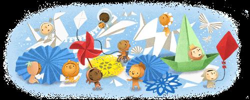 Hari Anak Nasional Jadi Google Doodle, Begini Sejarahnya dan Tema Tahun 2020!