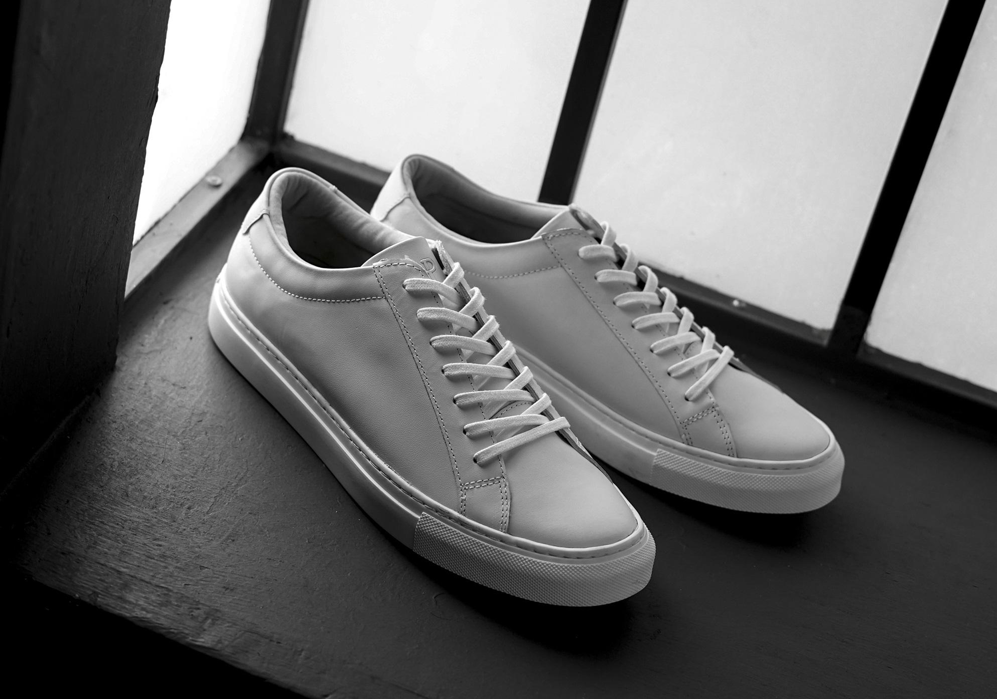 PRABU Hadirkan Lini Sneakers Bernuansa Klasik