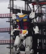 """Robot Gundam Ukuran """"Asli"""" di Jepang Sudah Mulai Dikerjakan, Ada Orang Indonesia yang Terlibat!"""