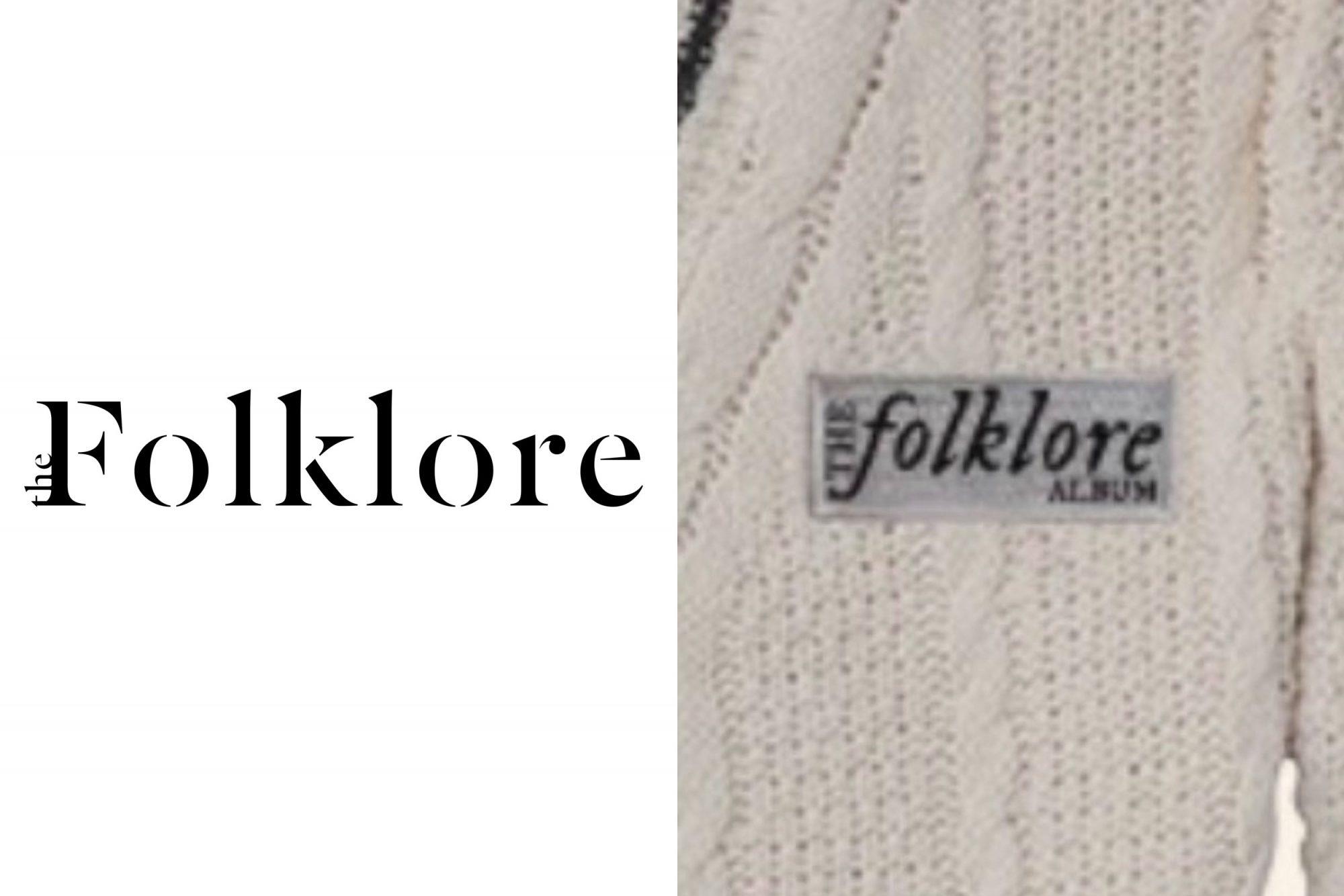 Taylor Swift Dituduh Curi Logo Album Folklore, Begini Penjelasannya