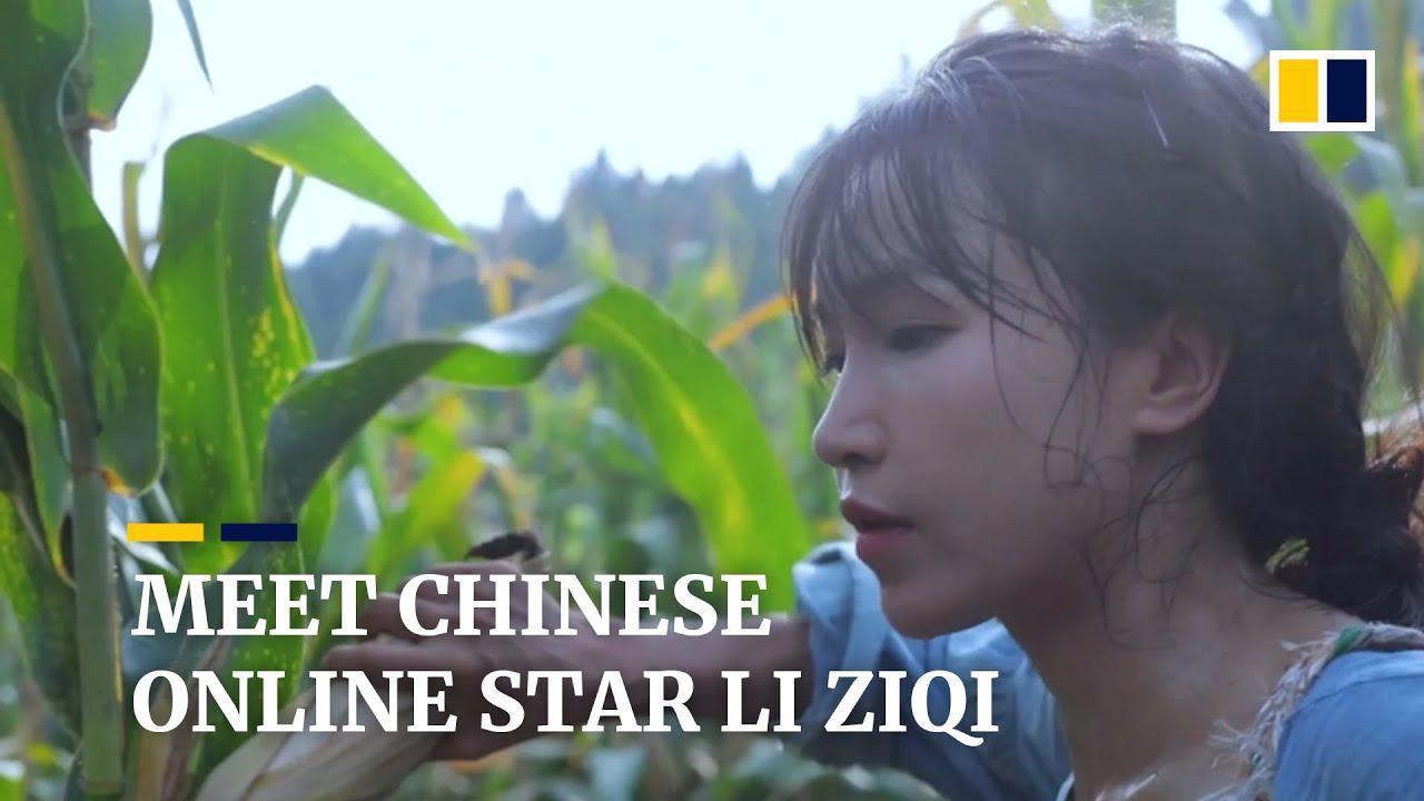 """Li Ziqi, YouTuber """"Desa"""" Dengan Penghasilan 72M! Apa Rahasianya?"""