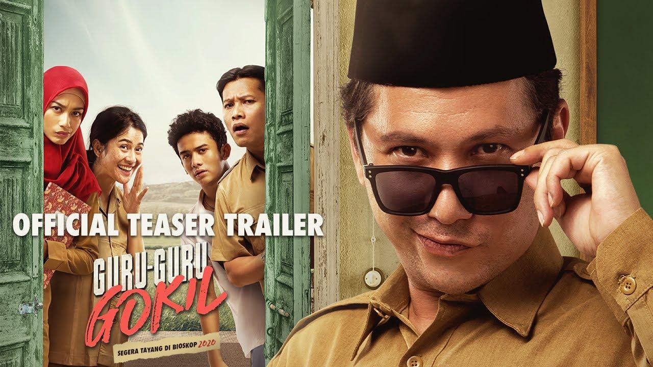 """Dian Satrsro Produseri """"Guru-Guru Gokil"""", Film Tersebut Akan Tayang Ekslusif di Netflix!"""