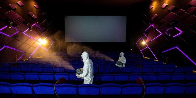 """Bioskop Sudah Mulai Dibuka, """"Nobar"""" Juga Sudah Mulai Diizinkan!"""
