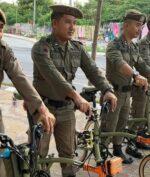 Brompton Jadi Sepeda Satpol PP Makassar? Begini Faktanya!