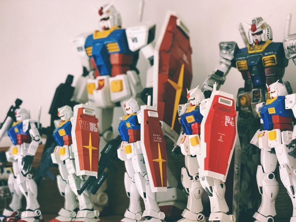 Koleksi Gundam Dihancurkan Cuma Gara-Gara Tak Berikan Tas ke Pacar, Begini Ceritanya