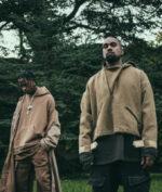 Kanye West Kolaborasi dengan Travis Scott Rilis Lagu dan Video Musik Baru