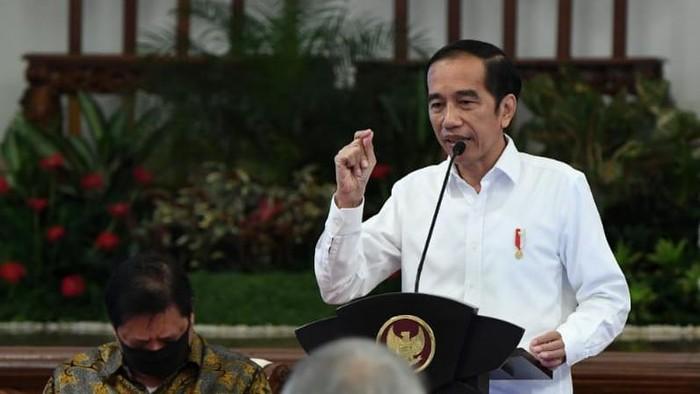"""""""Puncak Covid-19 di Indonesia Diprediksi Terjadi di Agustus-September"""", Begitu Kata Jokowi"""