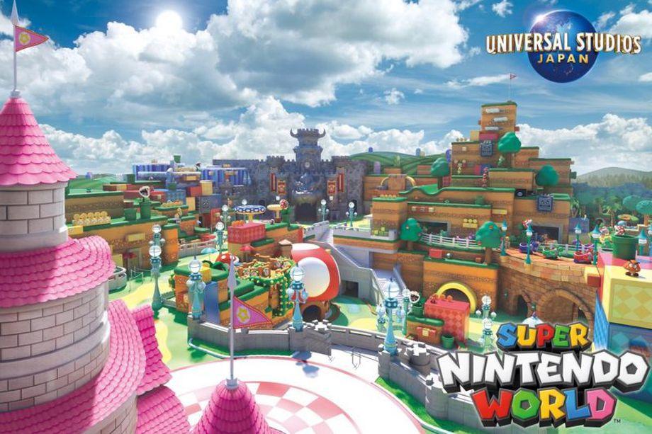 Universal Studio Jepang Tunda Pembukaan 'Super Nintendo World' Karena Alasan Ini!