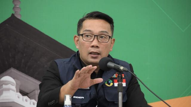 Ridwan Kamil Siap Jadi Relawan Percobaan Vaksin Covid-19 Pada Manusia