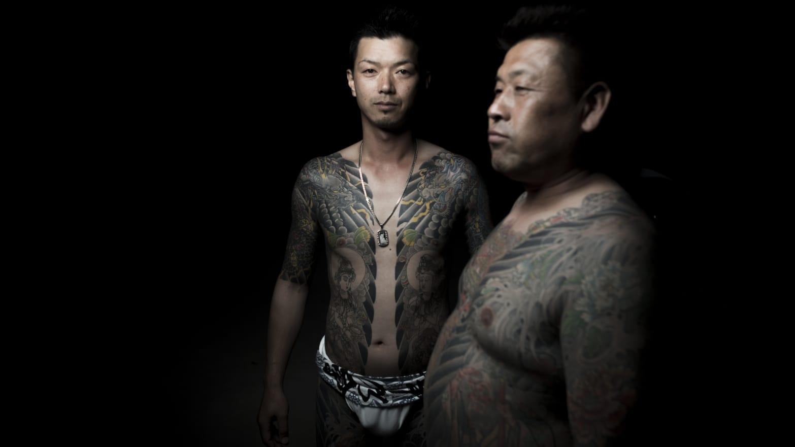Mengenal Yakuza, Organisasi Kriminal Terbesar di Jepang (FRED DUFOUR/AFP/Getty)